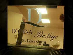 Латунная табличка для отеля изготовление